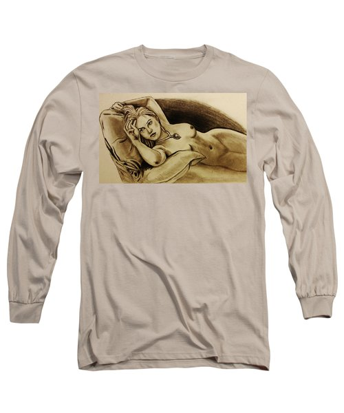 Titanic Rose Long Sleeve T-Shirt
