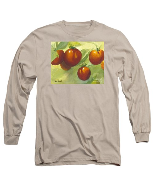 Tommy Toes Long Sleeve T-Shirt