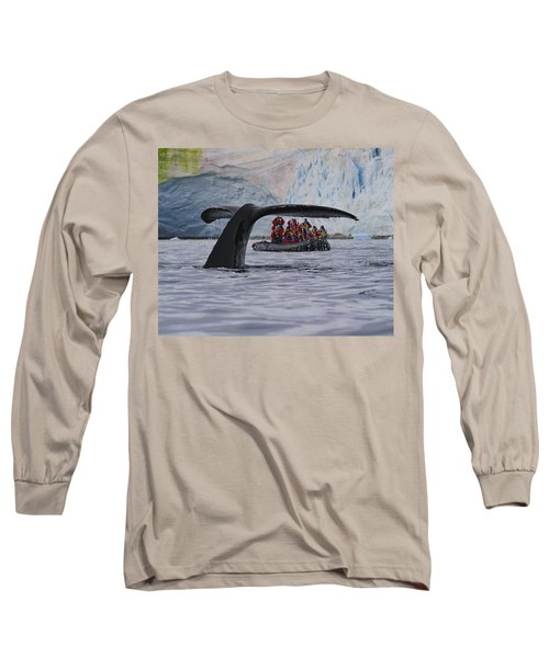 Total Fluke Long Sleeve T-Shirt