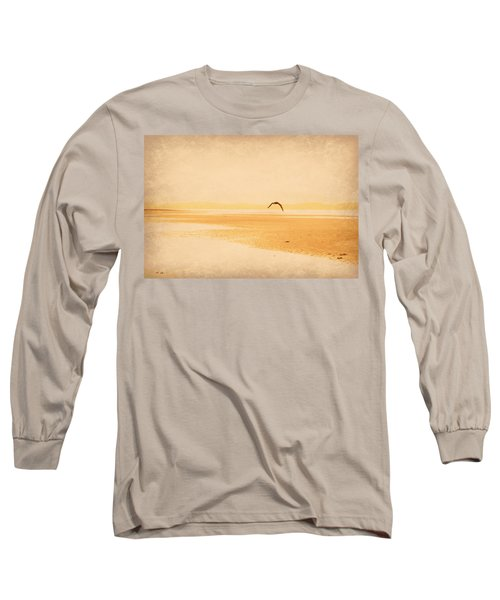 Long Sleeve T-Shirt featuring the photograph Tranquillity by Marilyn Wilson