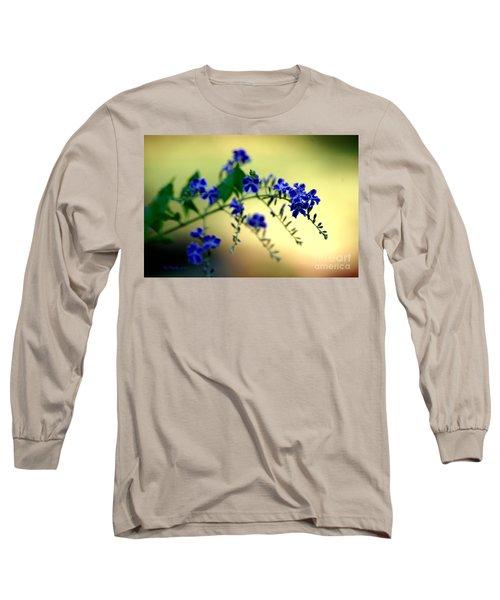 Tru Blu Long Sleeve T-Shirt