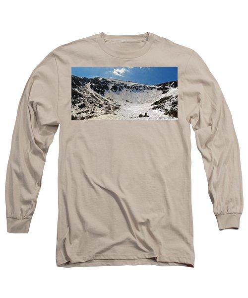 Tuckermans Ravine Long Sleeve T-Shirt