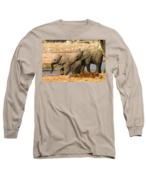 Two Up Long Sleeve T-Shirt