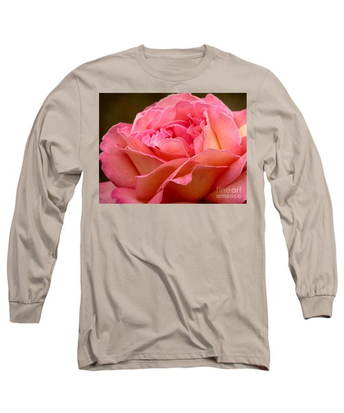 Unfolding Long Sleeve T-Shirt by Rory Sagner