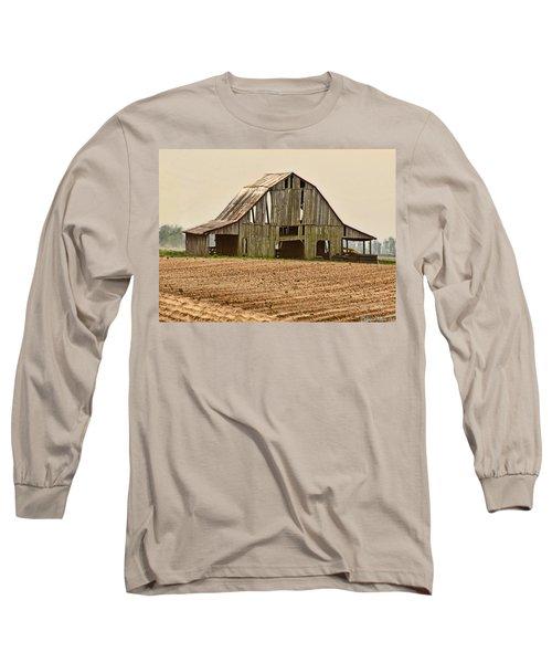 Long Sleeve T-Shirt featuring the photograph Vanishing American Icon by Debbie Portwood