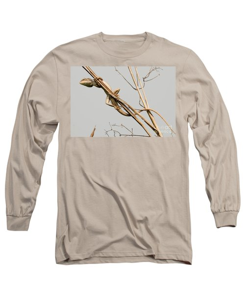 Long Sleeve T-Shirt featuring the photograph Vantage Point by Fotosas Photography