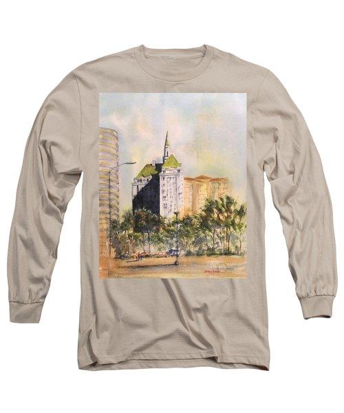 Villa Riviera  Long Sleeve T-Shirt