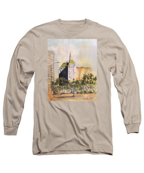 Villa Riviera  Long Sleeve T-Shirt