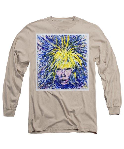 Warhol II Long Sleeve T-Shirt