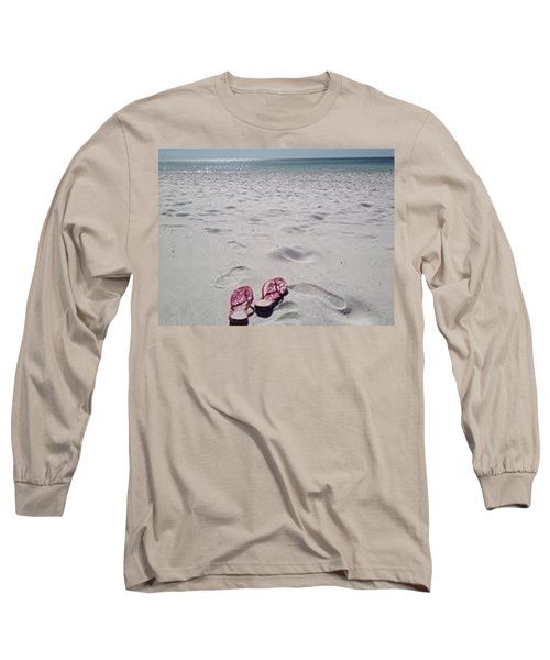 Long Sleeve T-Shirt featuring the photograph Where Dreams May Come by Laurie L