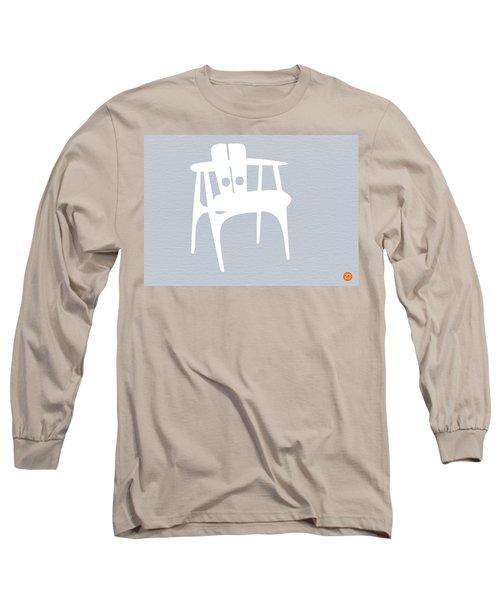 White Chair Long Sleeve T-Shirt
