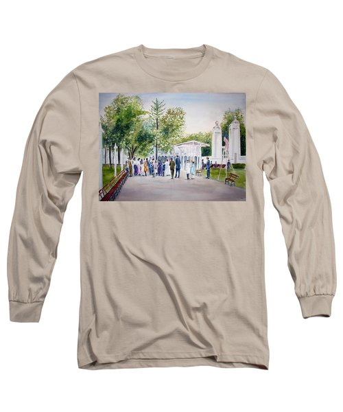 White City Long Sleeve T-Shirt