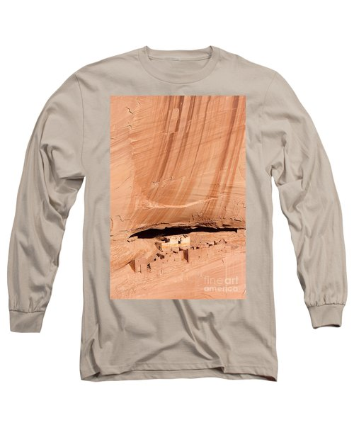 White House Ruins Long Sleeve T-Shirt by Mike  Dawson