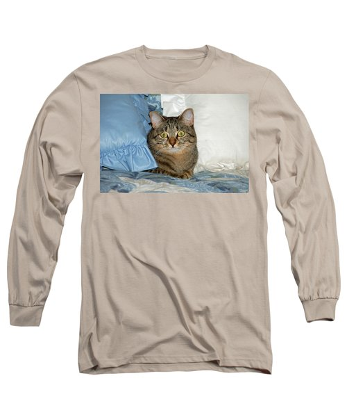 Wide Eyed Long Sleeve T-Shirt
