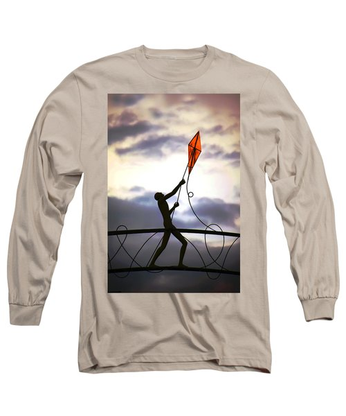Winchester Kite Long Sleeve T-Shirt