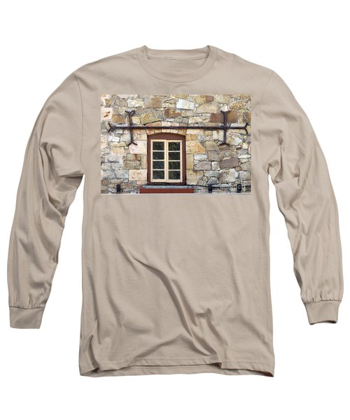 Window Into The Past Long Sleeve T-Shirt