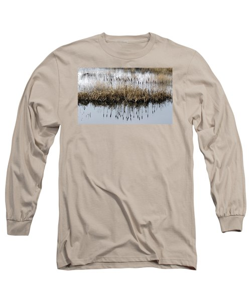 Long Sleeve T-Shirt featuring the photograph Winter Bouquet by I'ina Van Lawick