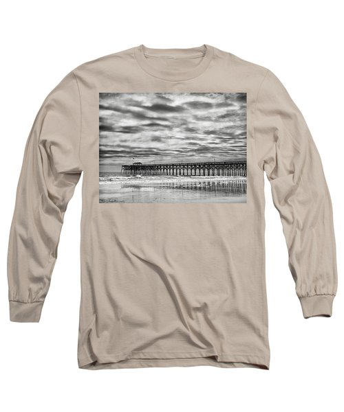 Winter Storm Long Sleeve T-Shirt