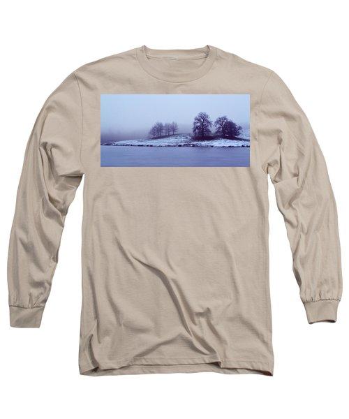 Winter Trees Long Sleeve T-Shirt