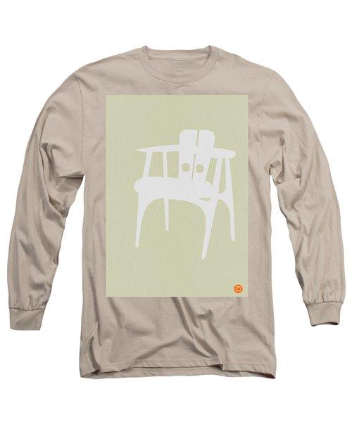 Wooden Chair Long Sleeve T-Shirt