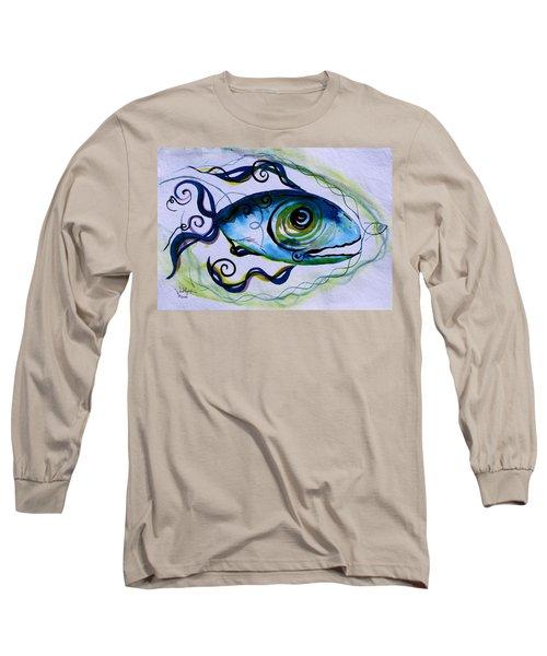 Wtfish 009 Long Sleeve T-Shirt