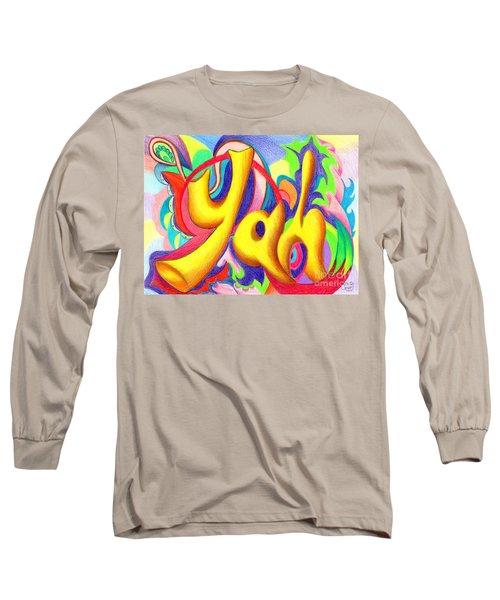 YAH Long Sleeve T-Shirt