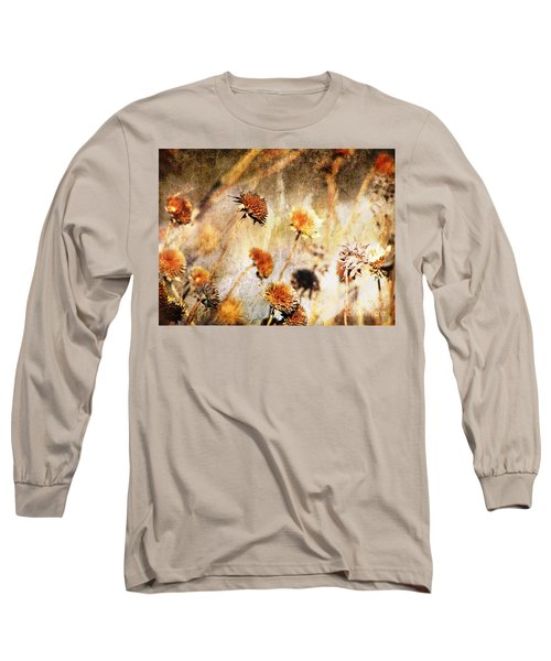 Yesterday's Flowers Long Sleeve T-Shirt