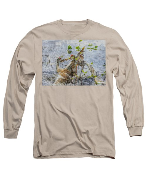 Zhandou Long Sleeve T-Shirt