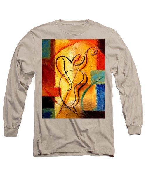Jazz Fusion Long Sleeve T-Shirt
