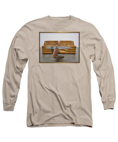 ' Lonely No More ' Long Sleeve T-Shirt