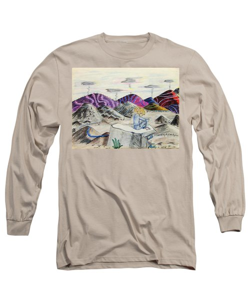 Lost Childhood Long Sleeve T-Shirt