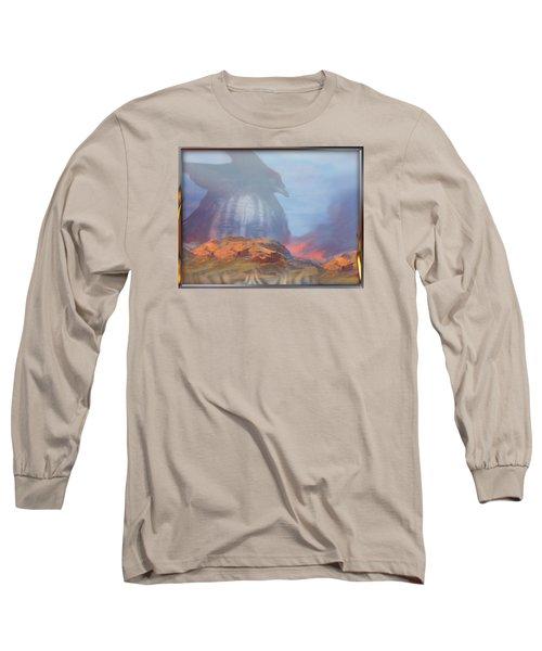 ' Old Fire Eyes Returns ' Long Sleeve T-Shirt