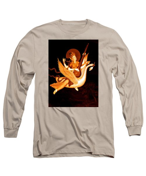 Saraswati 4 Long Sleeve T-Shirt