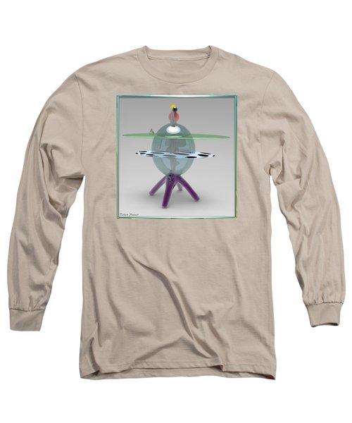 ' Sea Star Table ' Long Sleeve T-Shirt