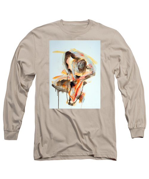 04540 Humble Trustee Long Sleeve T-Shirt by AnneKarin Glass