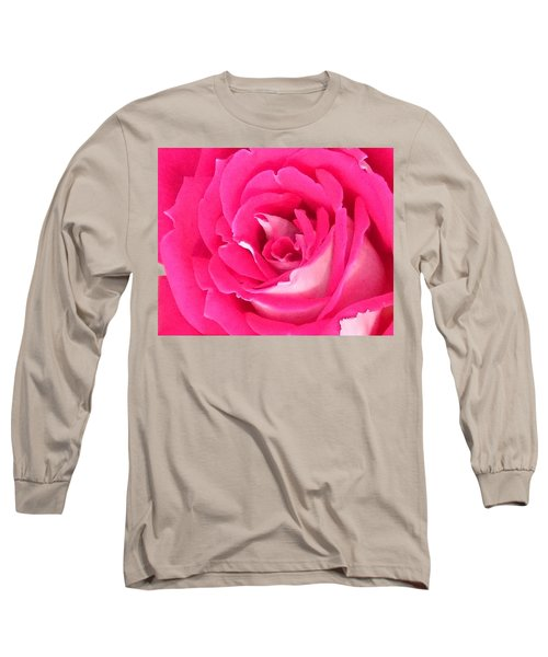 Bara Means Rose Long Sleeve T-Shirt