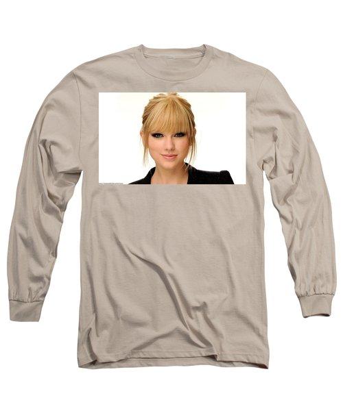 332945 Women Taylor Swift Long Sleeve T-Shirt