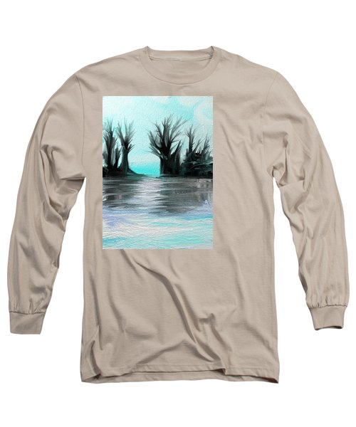 Art Abstract Long Sleeve T-Shirt