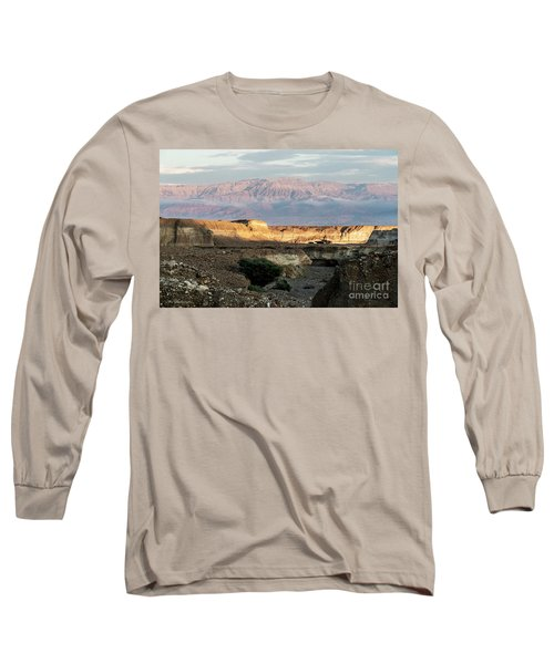 After Rain Colors 02 Long Sleeve T-Shirt by Arik Baltinester