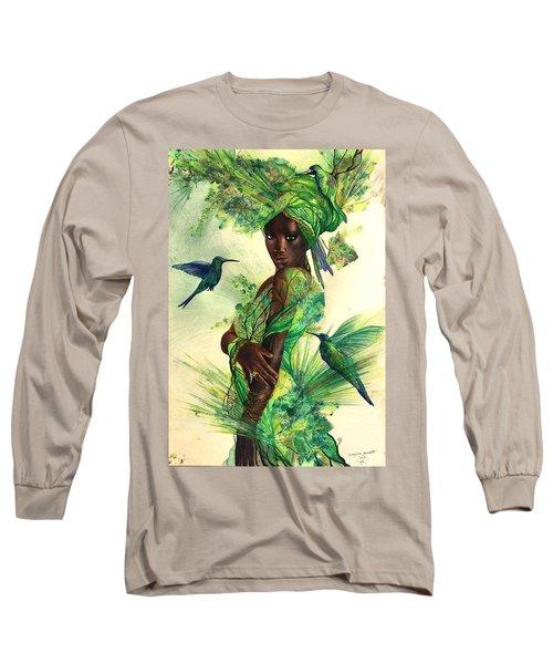 Aja Long Sleeve T-Shirt
