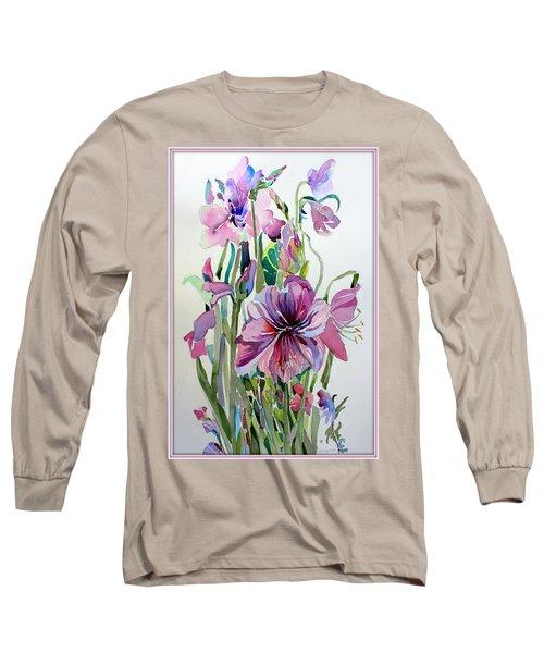 Amaryliss Long Sleeve T-Shirt