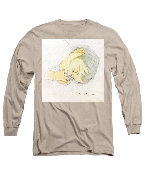 Ants Dream Long Sleeve T-Shirt