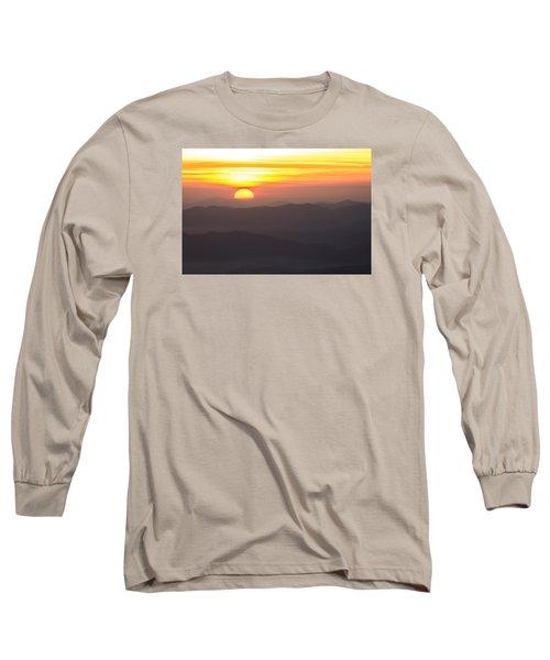 Appalachian Sunrise Long Sleeve T-Shirt