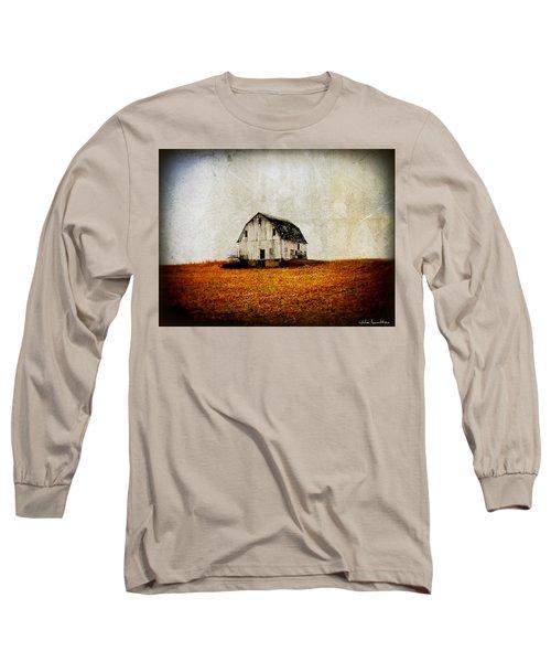 Barn On The Hill Long Sleeve T-Shirt