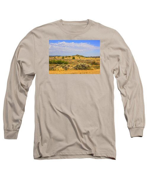 Big Sky Country Long Sleeve T-Shirt by Chris Smith