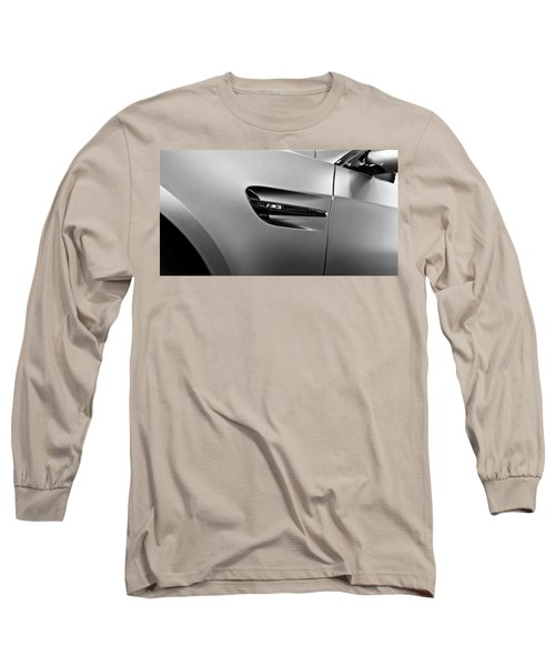 Long Sleeve T-Shirt featuring the photograph Bmw M3  by Aaron Berg