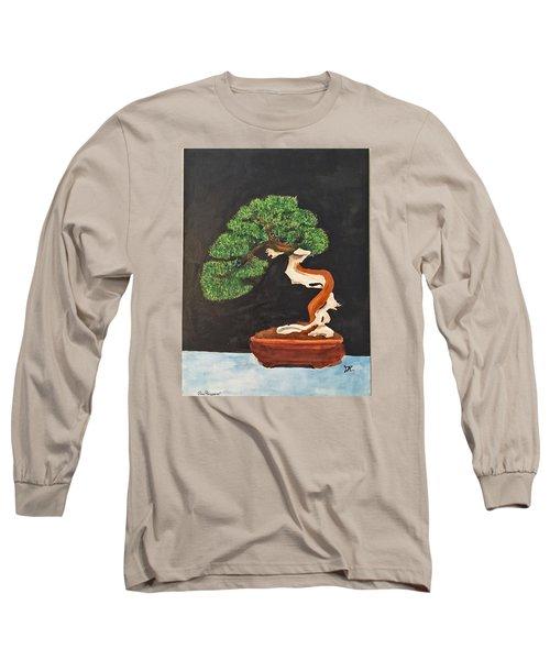 Bonsai-1 Long Sleeve T-Shirt
