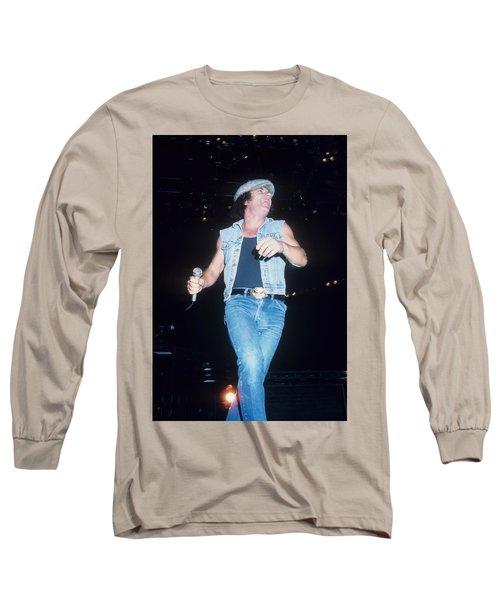 Brian Johnson Long Sleeve T-Shirt