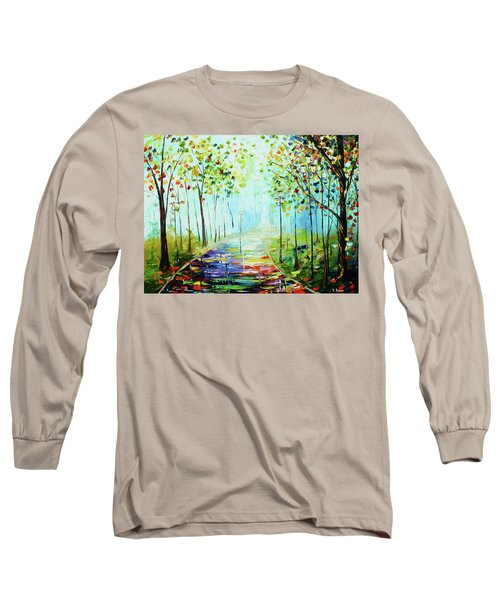 Bright Path Long Sleeve T-Shirt