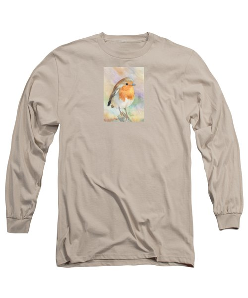 British Robin Long Sleeve T-Shirt